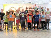 Kindersprint Norderstedt 4. Klasse