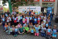 Kindersprint Halberstadt 2. Klasse