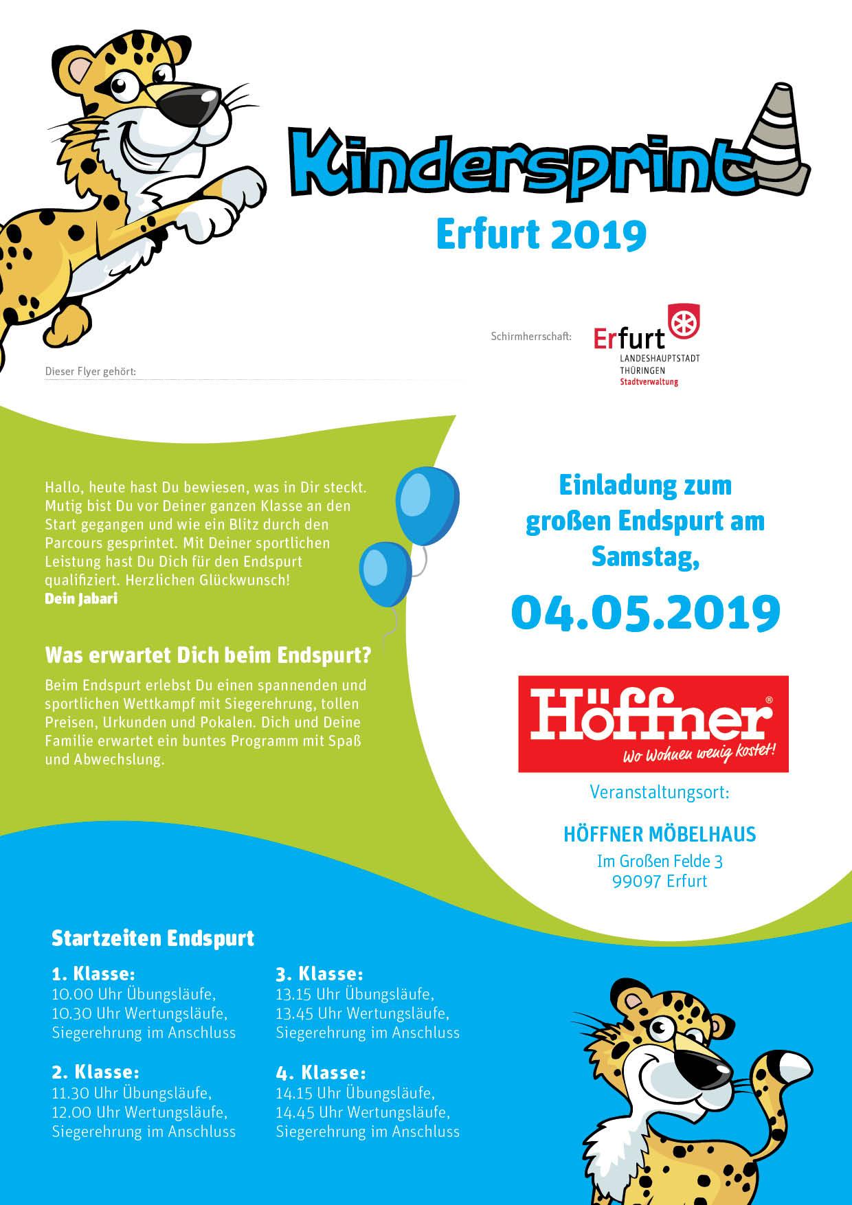 Finale In Erfurt Expikade